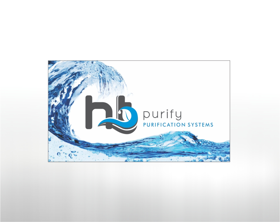 HT Purify – Business Card